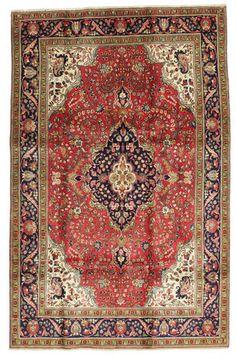 Tabriz tapijt 205x315, €892.
