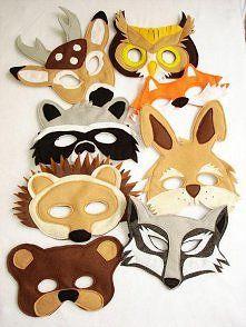 maski z filcu - Szukaj w Google