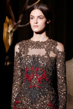 Valentino Fall 2013 Couture Accessories Photos - Vogue