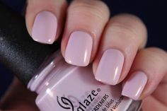 Glimpses of the Moon: China Glaze Road Trip Collection with Live Application and a GIVEAWAY!