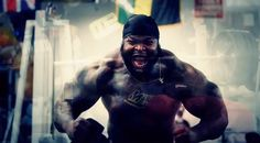 'Da Hulk' Smashes a 495-Pound Bench with Help from CT Fletcher