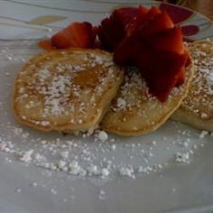 Vegan Pancakes @ allrecipes.co.uk