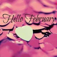 We have 70 Hello February quotes to bring in the new month. Welcome February and hopefully this month brings you blessings, happiness and joy. February Month, February Baby, New Month, Happy February, February 2015, Hello February Quotes, Welcome February, February Images, Hello January