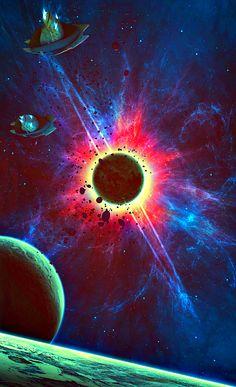 weareallstarstuff: Eye of the Universe