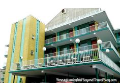 11 Great Places To Stay In Wildwood New Jersey Pennsylvania Travel Wildwood Domestic Travel
