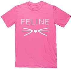 HippoWarehouse - Feline unisex short sleeve t-shirt HippoWarehouse http://www.amazon.co.uk/dp/B00S9S9HZY/ref=cm_sw_r_pi_dp_r-z6vb0V1HWXX