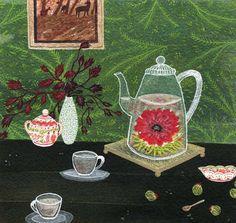 Blooming Tea by Becca Stadtlander