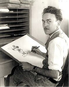 Most animation fans know that Ub Iwerks co-created Mickey Mouse. But he contributed much more to animation.