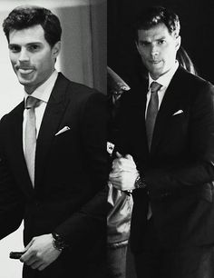 Jamie Dornan as Christian Grey BTS of Fifty Shades Of Grey everythingjamiedornan.com http://www.facebook.com/everythingjamiedornan