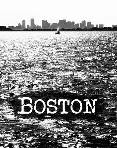 love that dirty water! Boston you're my home! Go Sox! Congrats on the World Series!