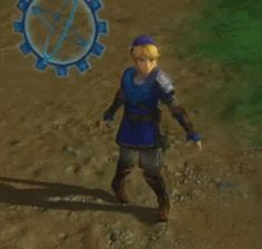 The Legend of Zelda Series — insert-anime-here-00:   I sat here for about three...