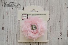 Pale Pink Bow Light Pink Shabby Chic Hair Clip by Stitched4Ewe, $5.50  https://www.etsy.com/listing/156439721/pale-pink-bow-light-pink-shabby-chic?ref=sr_gallery_40&ga_order=date_desc&ga_view_type=gallery&ga_ref=fp_recent_more&ga_page=19&ga_search_type=all
