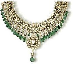 Designer Kundan Jewelry - Kundan Jewellery Manufacturer from Hyderabad