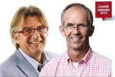 Rob Baan en Koen Joosten schakels voeding gezondheid | Koppert Cress Benelux