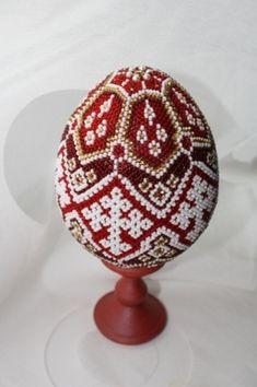 Easter Egg | biser.info - wszystko o paciorków i koralików pracy