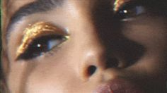 Defiantly decadent makeup created by the world's most celebrated editorial and runway makeup artist, Pat McGrath. Explore all of the Pat McGrath Labs creations on her official site. Makeup Inspo, Beauty Makeup, Eye Makeup, Hair Beauty, Gold Makeup, Runway Makeup, Makeup Gif, Brown Makeup, School Looks