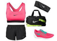 Cuida tu salud con estilo usando el código descuento Nike de MasCupon. Moda deportiva de la marca al mejor precio.  #moda #Nike #rosa #running #gym  #outfit