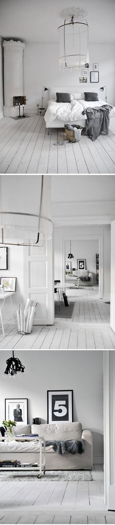swedish white living... photos by Frida Ramstedt, Trendenser.se