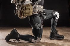 Exosuits, robot arms and mini subs: This is the military's future