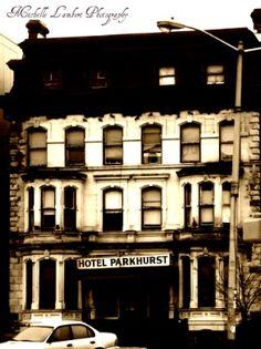 Hotel Parkhurst in New Jersey