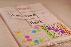 Classroom Freebies Too: Sight Word Interactive Notebooks