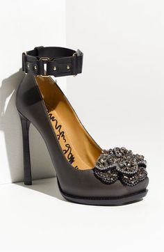 hot ankle strap