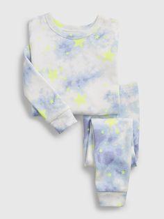 Space Pajamas Pj Set Blue Galaxy Pajama Space LSD Shirt Space Shorts Jersey Pj Comfortable Home Wear Space Print Sleep Wear Handmade Cotton