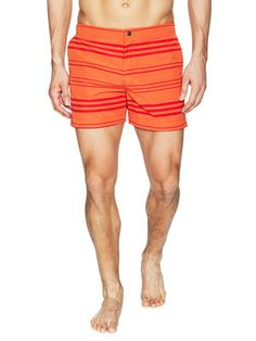 The ultimate surf trunks from the 1970s, coming back around to 2014.