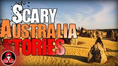 6 REAL Australian Monster Encounters and Other Horror Stories - Darkness Prevails Dogman Encounters, Creepy, Scary, 300 Workout, Australian People, Dangerous Animals, Ghost Hunters, Mysterious Places, Haunted Places
