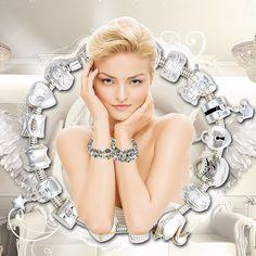Donna Mia jewellery Charms, Jewellery, Bracelets, Bangle Bracelets, Jewels, Jewelry Shop, Jewerly, Bracelet, Jewelery