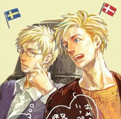 APH Sweden and Denmark