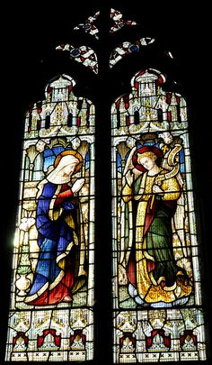 Cropredy-026 St Mary West window of south aisle