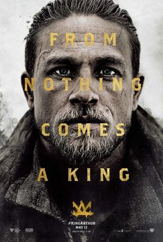 King Arthur: Legend of the Sword (2017)   Robbed of his birthright, Arthur comes up the hard way in the back alleys of the city. But once he pulls the sword from the stone, he is forced to acknowledge his true legacy - whether he likes it or not. Director: Guy Ritchie Writers: Joby Harold (screenplay), Guy Ritchie (screenplay)  Stars: Charlie Hunnam, Astrid Bergès-Frisbey, Jude Law  PG-13 | 2h 6min | Action, Adventure, Drama | 12 May 2017 (USA)    cinescape magazine, movie review, guy…