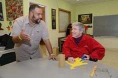 Jawonio Day Services offers individuals with developmental disabilities a person-centered day program which facilitates life skills through community and center-based activities, which may include the arts.