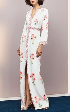 Francois Crepe Dress by Vilshenko for Preorder on Moda Operandi