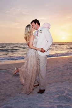 Intimate Wedding At La Playa Beach Resort