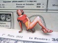 Chouette une Pin Up !