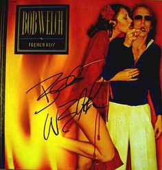 """Bob Welch...  Loved this album...formally played with Fleetwood Mac.""""Ebony Eyes"""" and""""Sentimental Lady"""" were my favorites....still can't believe he killed himself...    :o("""