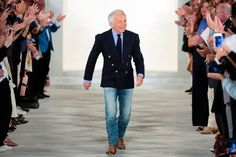 Ralph Lauren Is Stepping Down As CEO, and the Man Who Saved Old Navy Is Taking Over. What Does That Mean for the Future of the Brand? Fashion Sites, Fashion News, Gq, The Man, Old Navy, Suit Jacket, Ralph Lauren, Culture, American