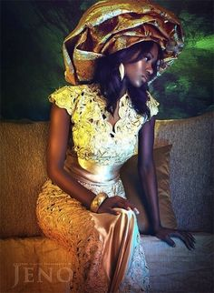 { Ask Cynthia }: Ethnic Weddings | African Wedding Dresses