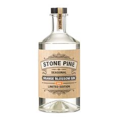 stone pine gin orange - Google Search