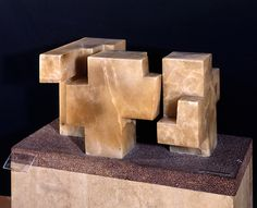 Alabaster Altar by Eduardo Chillida | The Patrons of the Arts
