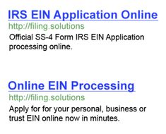 A Company Identification Number (EIN) is also known as a Federal ...