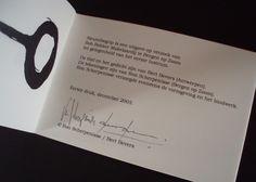 Eind 2005 is het boekwerkje Sleutelbegrip uitgegeven op verzoek van Bob Bakker Makelaardij te Bergen op Zoom. De titel en het gedicht zijn van Bert Bevers. De tekeningen zijn van Ron Scherpenisse.