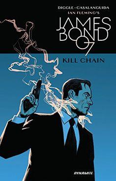 James Bond: Kill Chain HC – James Bond