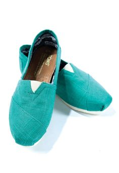 teal and brown toms | TOMS in bottle green. $54. For every pair sold, a pair is donated to ...