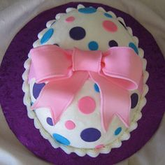 Easy Easter Cake Decorating Ideas
