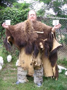 A Realistic Caveman Costume | CostumePrize.com