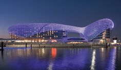Yas Viceroy Hotel  by Asymptote