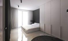 minimalistic wardrobe design